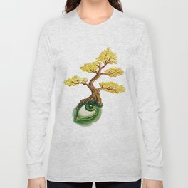 money tree: invision wealth Long Sleeve T-shirt