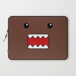 Domo Kun - Brown Japanese Monster Laptop Sleeve