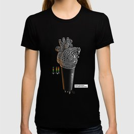 CRZN Dynamic Microphone - 003 T-shirt