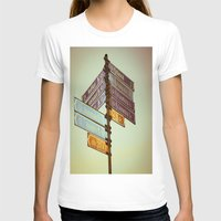 finland T-shirts featuring Oh, Suomi (Finland) by Kim Ramage