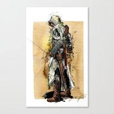 AC /// ALTAIR Canvas Print