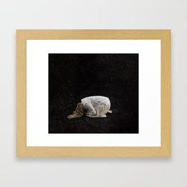 Closure Framed Art Print