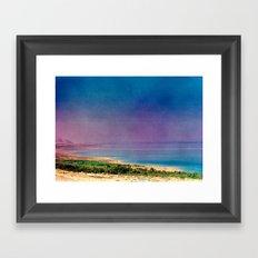 Dreamy Dead Sea I Framed Art Print