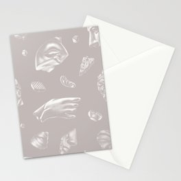 Broken Statues Stationery Cards