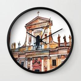 Chiesa di San Giovanni Battista dei Fiorentini, Rome Wall Clock