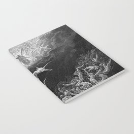 Gustave Doré's The Last Judgement Notebook