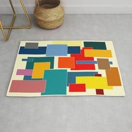 Color Blocks #8-3 Rug