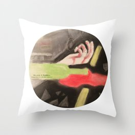 Immortal by Wallace O'Donnell  Throw Pillow