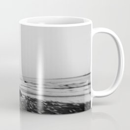 Black & white Lighthouse print Coffee Mug