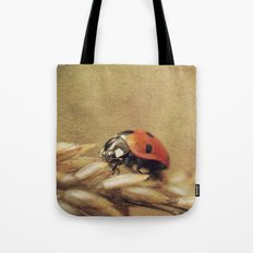 7 Spotted Lady Tote Bag