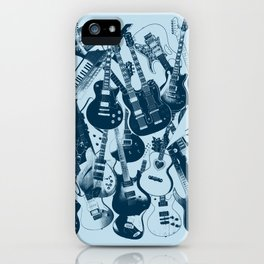 Not a Guitar Solow iPhone Case