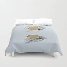 Wake me Gently Duvet Cover