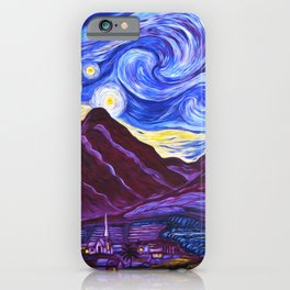 Maui Starry Night iPhone Case