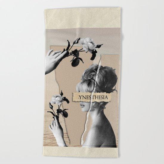 synesthesia Beach Towel