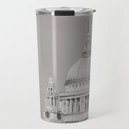 St. Pauls Cathedral London Travel Mug