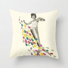 Follow Me : Pisces Throw Pillow