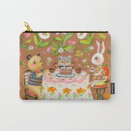 Birthday in strawberry field Carry-All Pouch