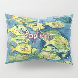 Captain Pillow Sham