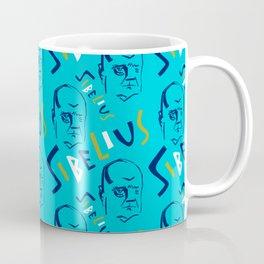 Jean Sibelius (3) Coffee Mug