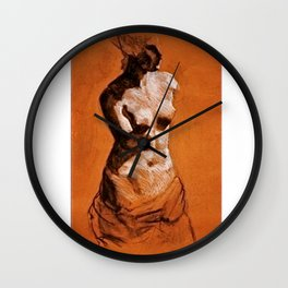Isis by, JAco Wall Clock