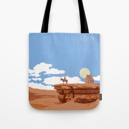 OUT WEST Tote Bag
