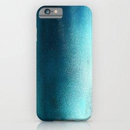 Ocean Waves and Sea Salt Air Watercolor & Digital Home Goods Design iPhone Case