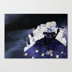 Star Fairy Canvas Print