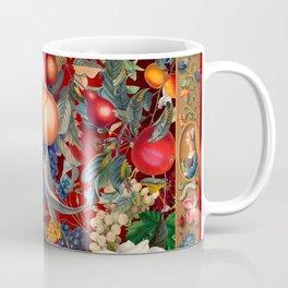 Vintage Fruit Pattern VII Coffee Mug