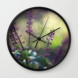 A Smile of Life Wall Clock