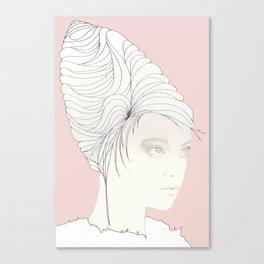 Muchacha Canvas Print