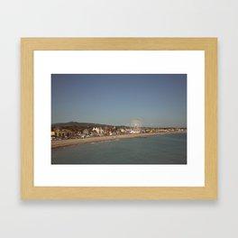 Bray Framed Art Print
