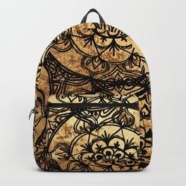Golden Lace Backpack