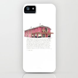 214 The Parade iPhone Case