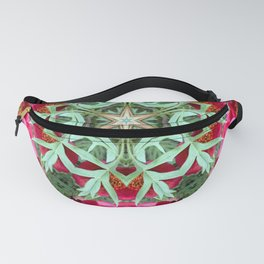 Peony Rose FLorii Fanny Pack