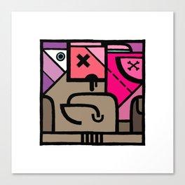 Square 7 Canvas Print