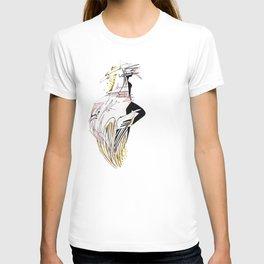 ELECTRIC GIRL T-shirt