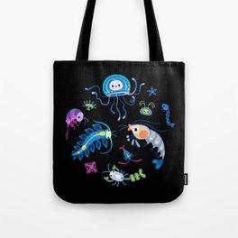Zooplankton Tote Bag