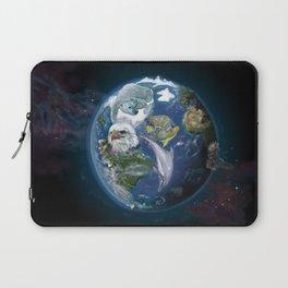 Planet Earth / Planeta Tierra Laptop Sleeve