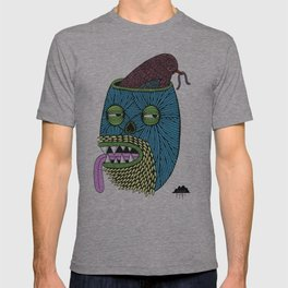 Bird Brain Bill the Zombie T-shirt