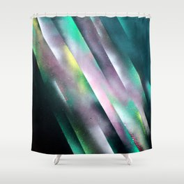 Cosmic Thoughts Shower Curtain