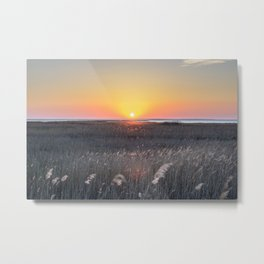 sunrise #society6 #decor #buyart Metal Print