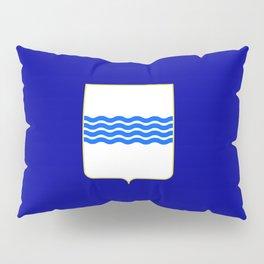 flag of basilicata Pillow Sham