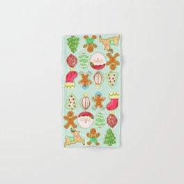 Baking Christmas Bright Hand & Bath Towel