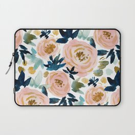 BIG NEWS Bold Floral Laptop Sleeve