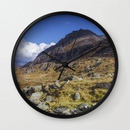 Tryfan Wall Clock