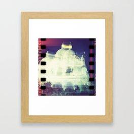 Sacré Cœur Framed Art Print