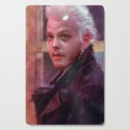 Vampire Kiefer Sutherland - The Lost Boys Cutting Board