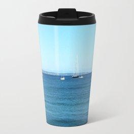 The Deep Blue Travel Mug