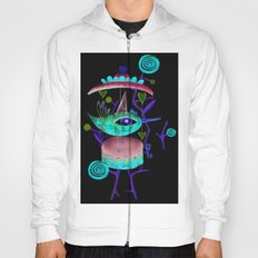 Hidding our loneliness sweetness  Hoody
