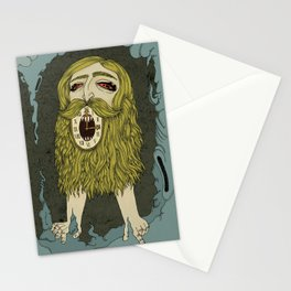 Time God Stationery Cards